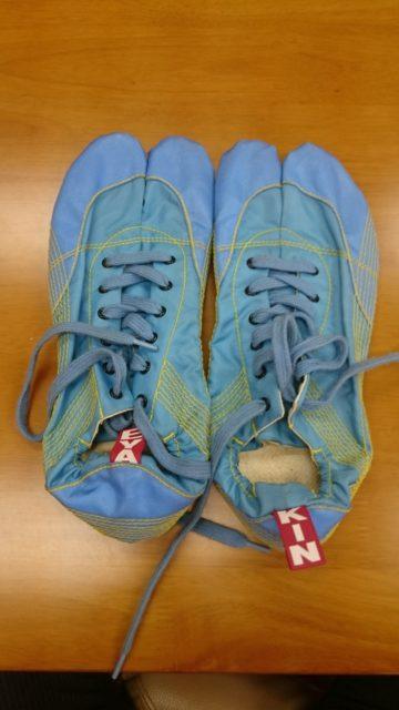 埼玉県行田市の足袋メーカー様へ訪問しました